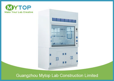 Hospital Laboratory Fume Hood 4 Feet , Laboratory Fume Cupboard Acid Resistant