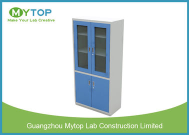 Fire Resistant Laboratory Storage Cabinet Reagents Cupboard With Ventilation Fan